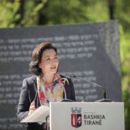 Albania Holocaust memorial
