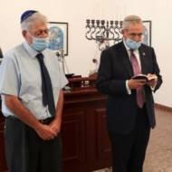 Bahrain synagogue prayers
