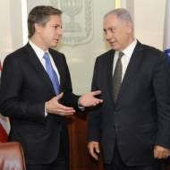 Antony Blinken Benjamin Netanyahu