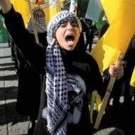 Fatah terror parade