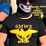 Anti-Semitic Holocaust T-shirt