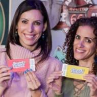 Sweet Victory Chewing Gum co-founders