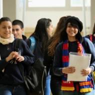 Israeli -Arab students