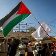 Palestinian independence