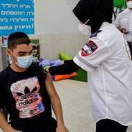 CORONAVIRUS vaccination israel