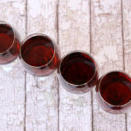 four cups of wine seder