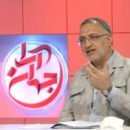 Iranian politician Alireza Zakani