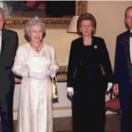 Ezer Weizmann Prince Philip