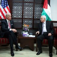 Biden and Abbas