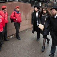 Jewish safety patrol New York