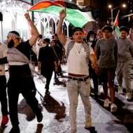 Palestinians New York