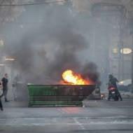 Arabs riot
