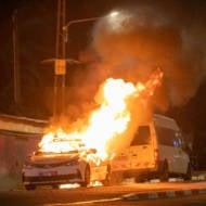 Arab riots