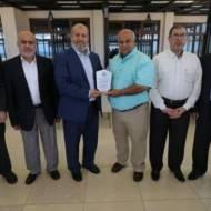 Al Jazeera in Gaza gets award from Hamas