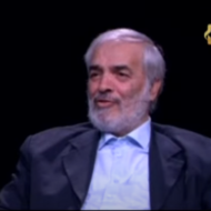 Former Iranian Ambassador to Mexico and Australia Mohammad-Hassan Ghadiri-Abyaneh